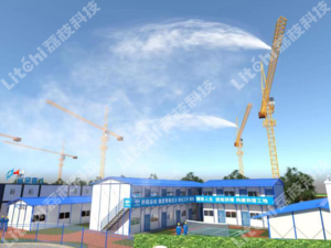 建筑工地智能竞博jbo软件下载竞博体育登录响应大气污染条例